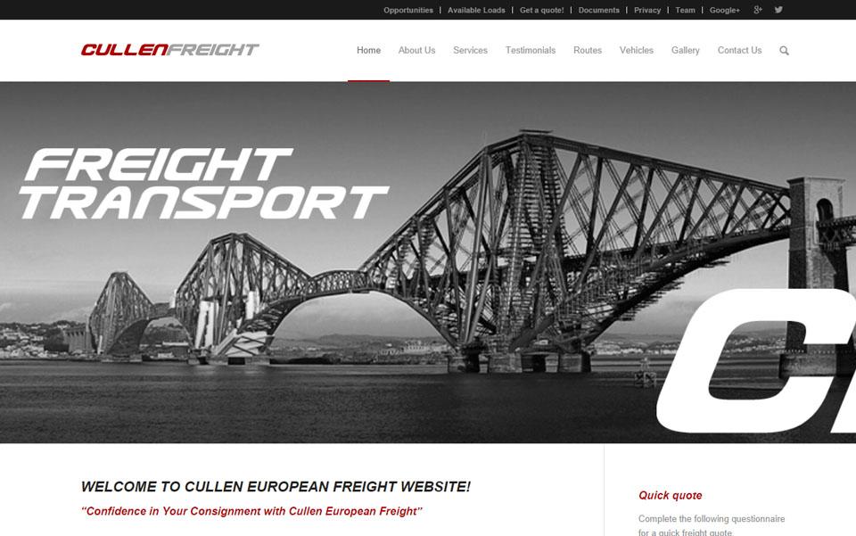 Cullen European Freight