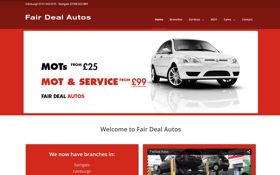 Fair Deal Autos