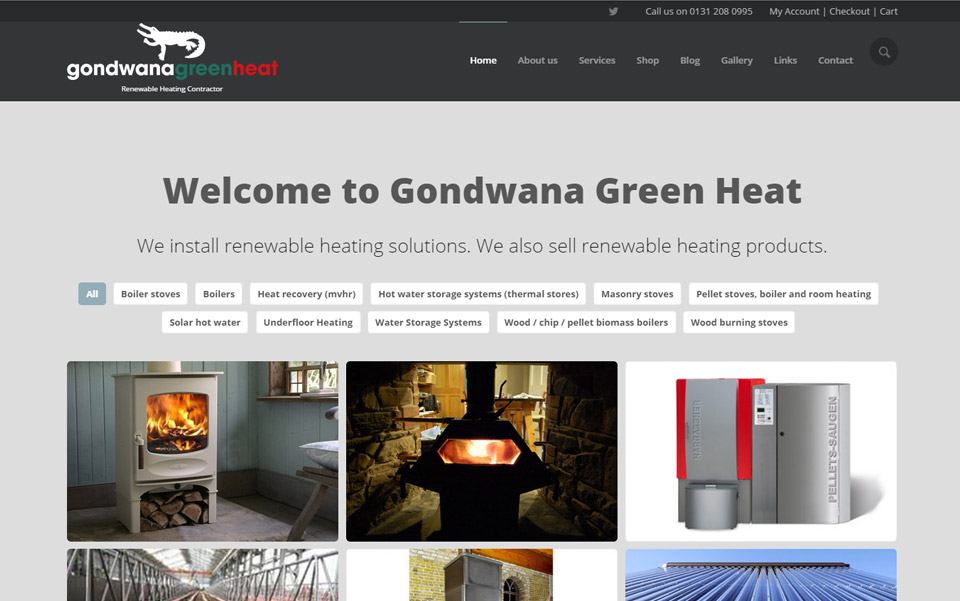 Gondwana Green Heat
