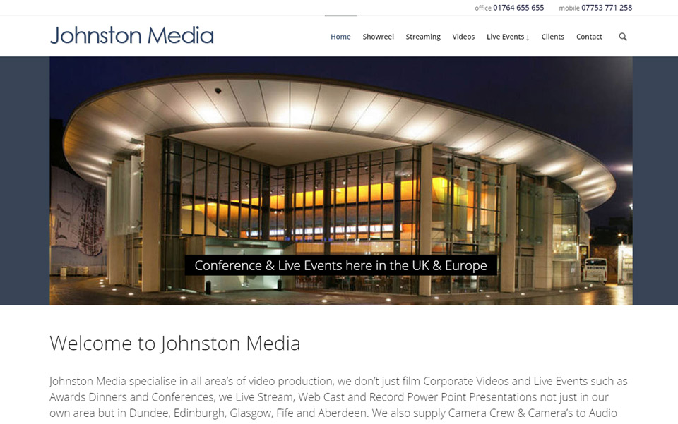 Johnston Media