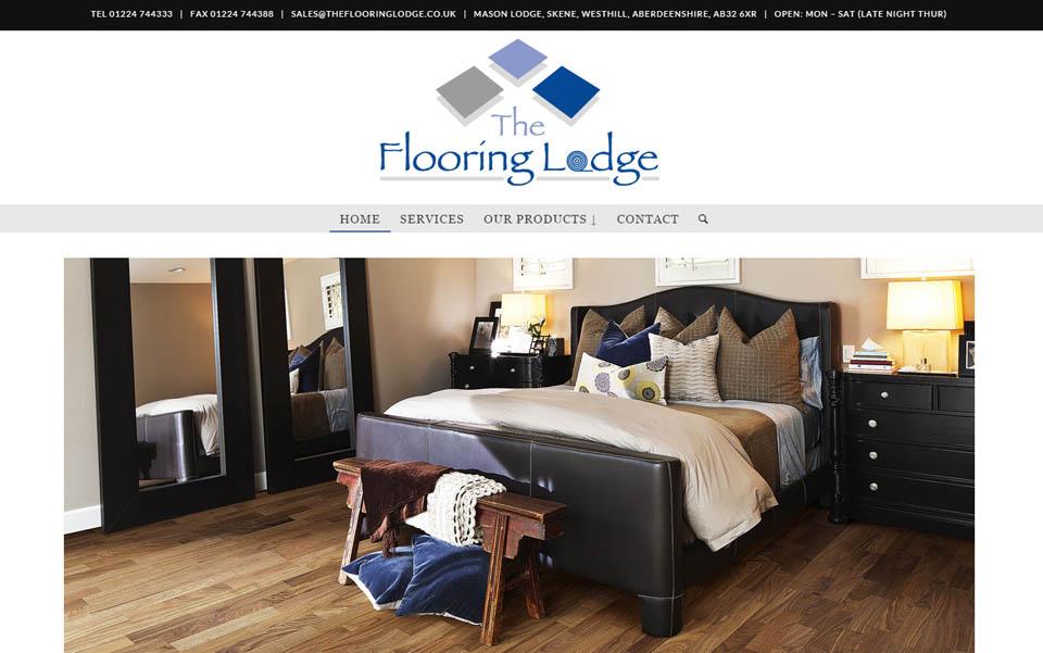 The Flooring Lodge near Aberdeen