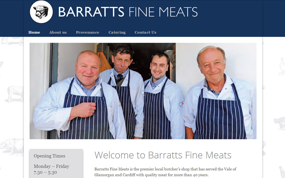 Barratts Fine Meats