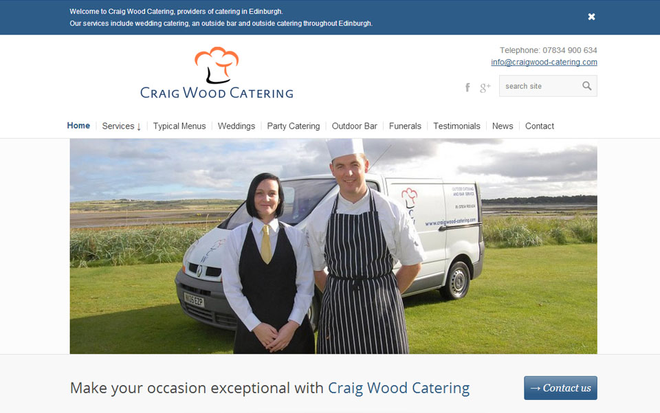 Craigwood Catering