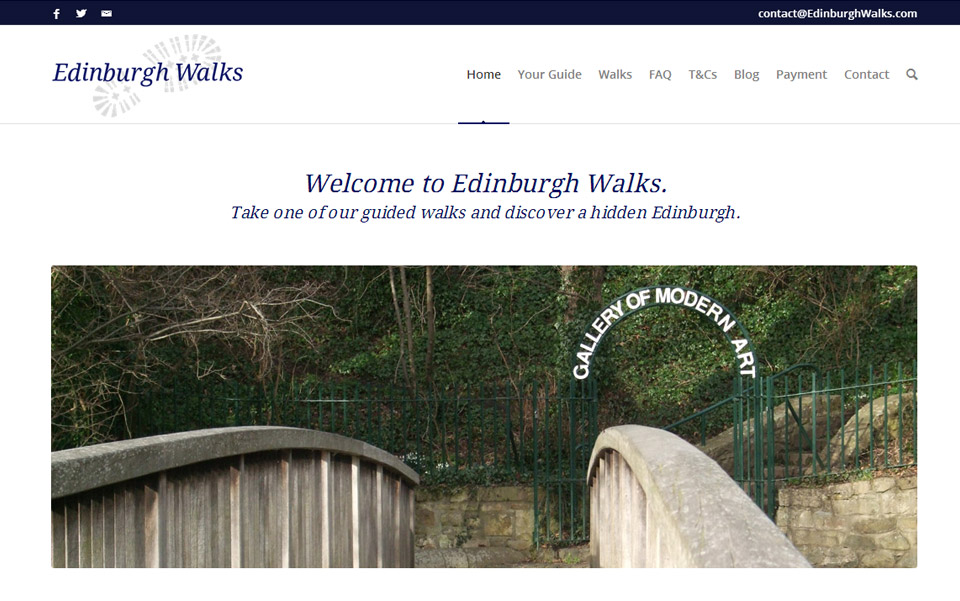 Edinburgh Walks