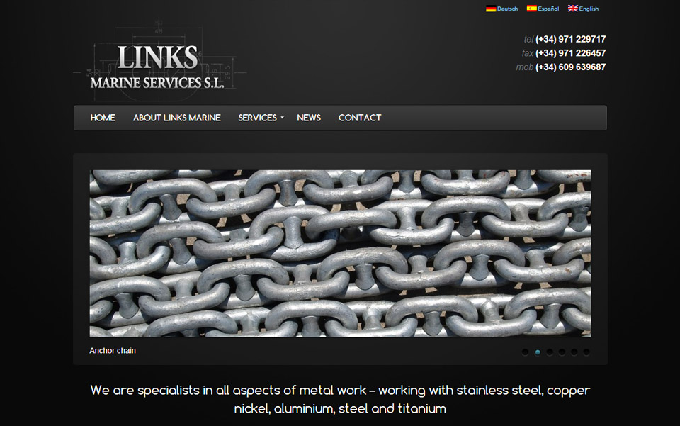 Links Marine SL