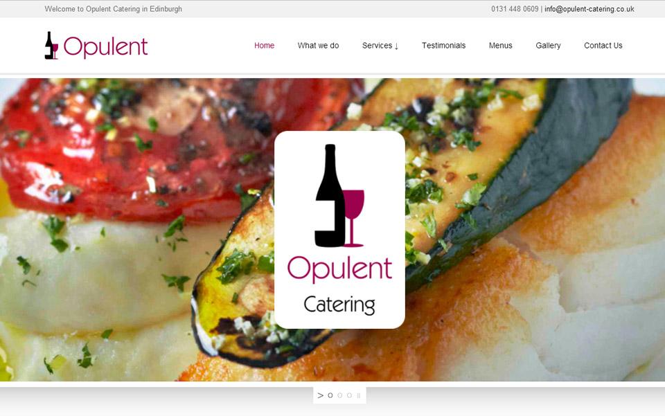 Opulent Catering