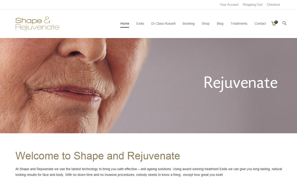 Shape and Rejuvenate