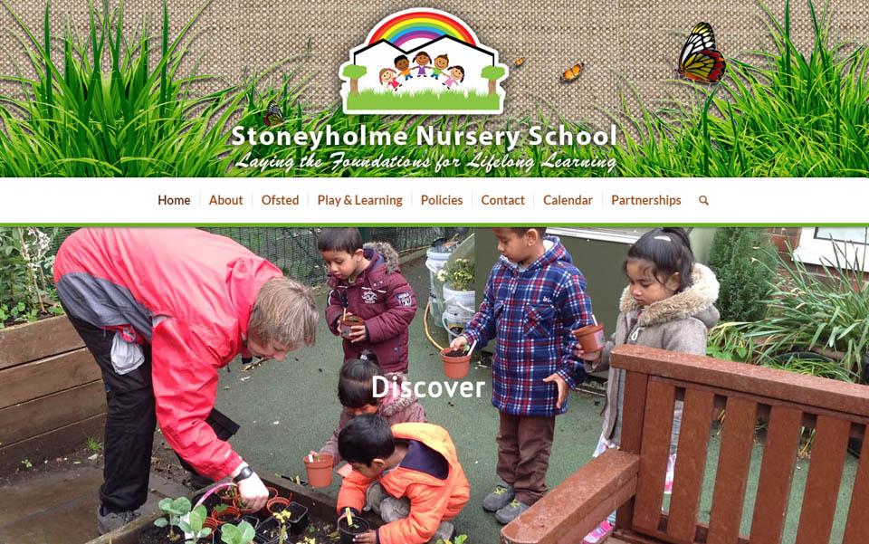 Stoneyholme Nursery School