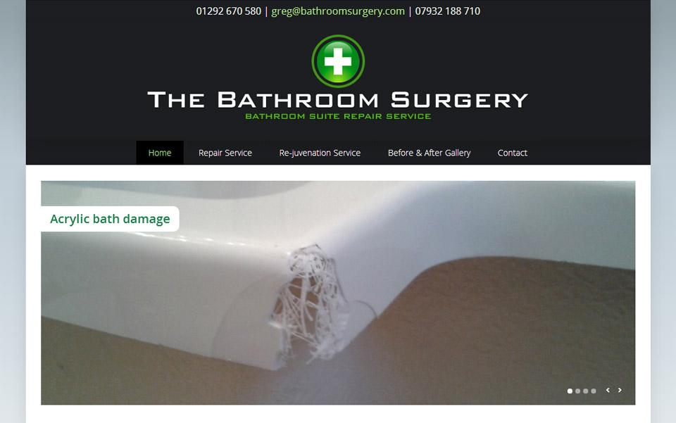 The Bathroom Surgery