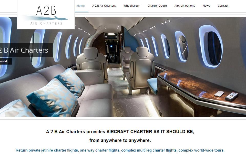 A 2 B Air Charters