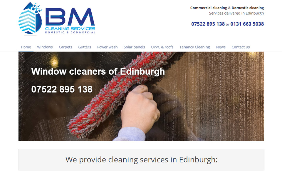 Ben Martin Cleaning Services