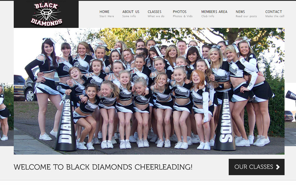 Black Diamonds-Cheer