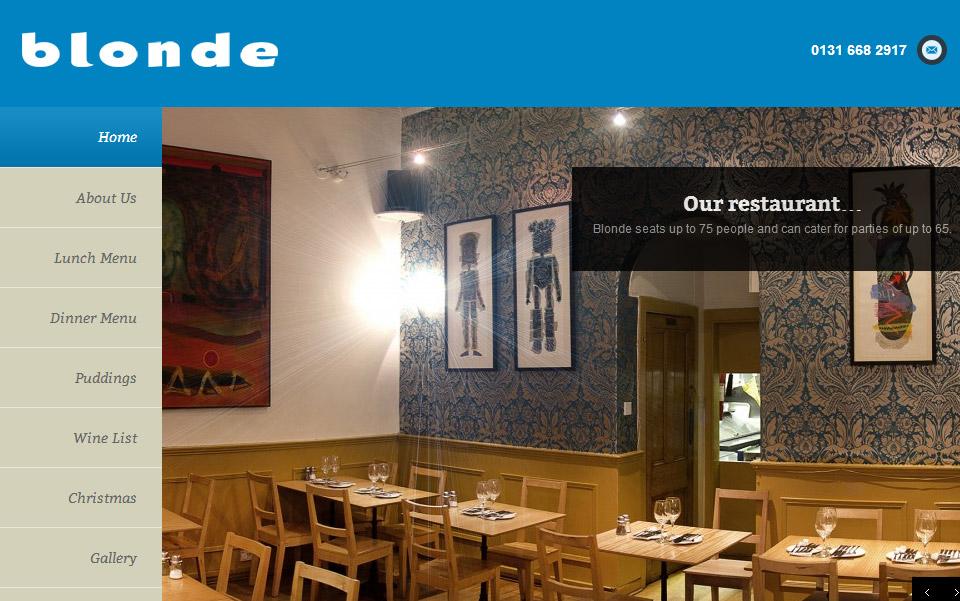 Blonde Restaurant