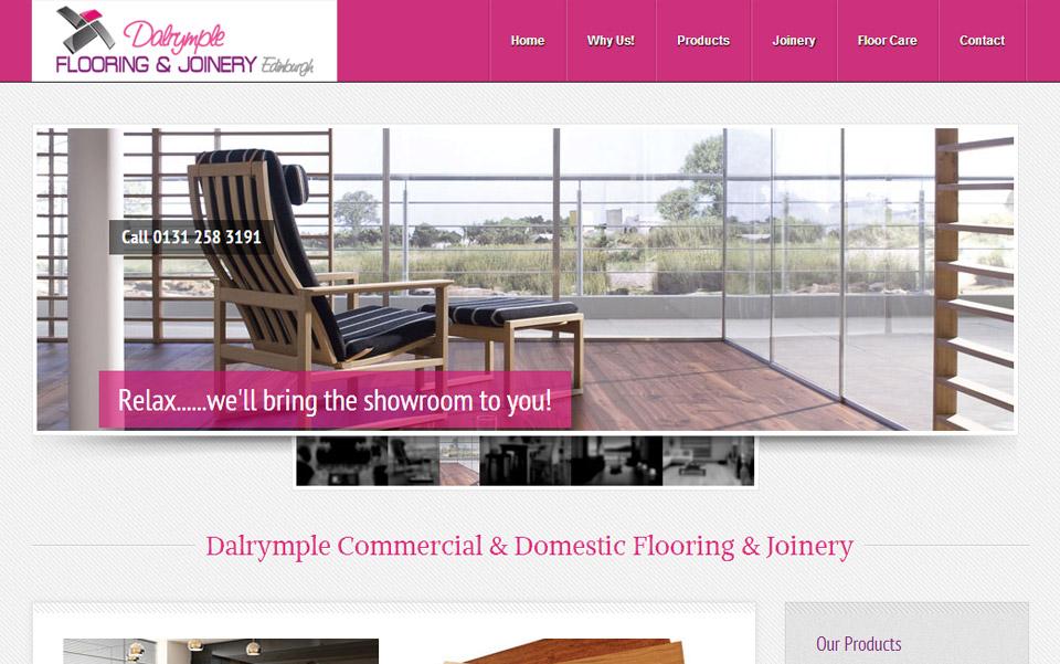 Dalrymple Flooring & Joinery Edinburgh