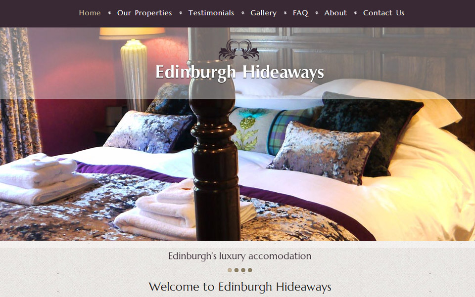 Edinburgh Hideaways