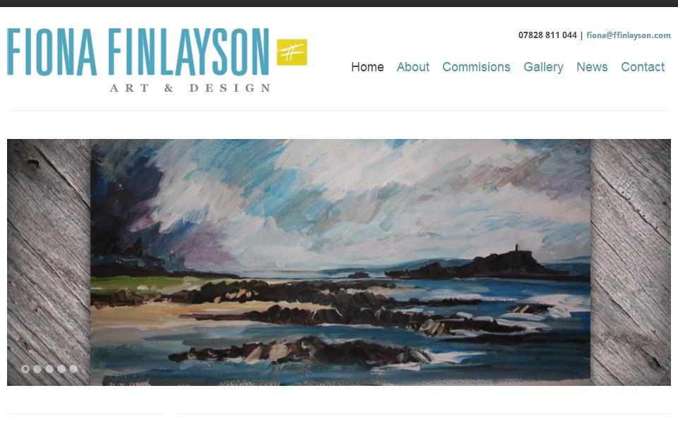 Fiona Finlayson Art & Design