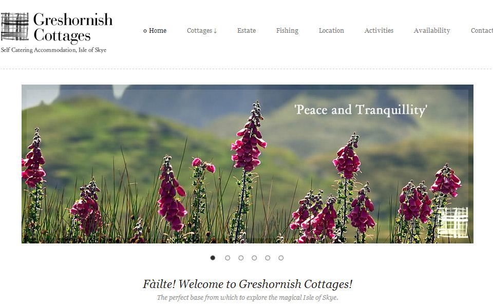 Greshornish Cottages