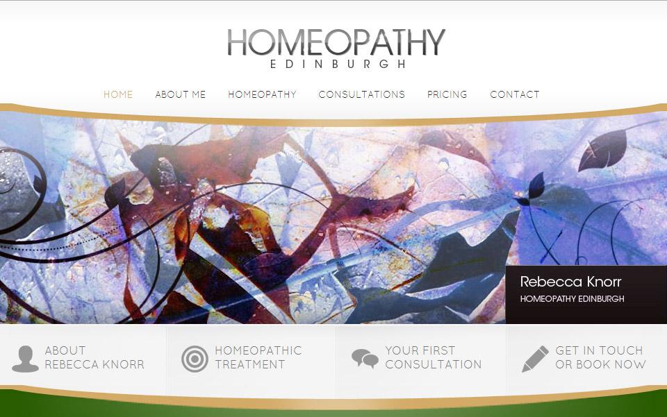 Homeopathy Edinburgh