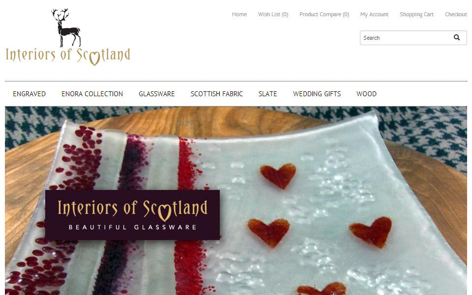 Interiors of Scotland