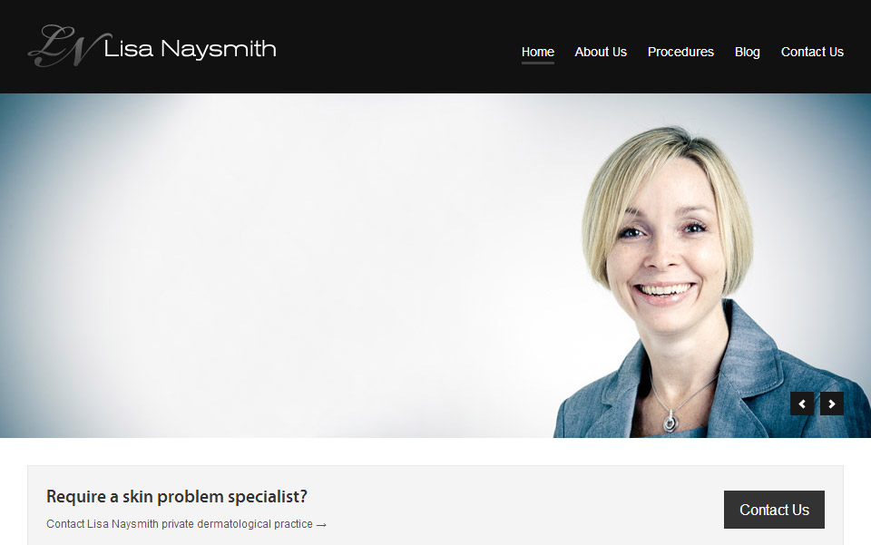 Lisa Naysmith – Edinburgh Skin Cancer