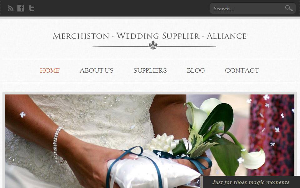 Edinburgh Wedding Supplier Alliance