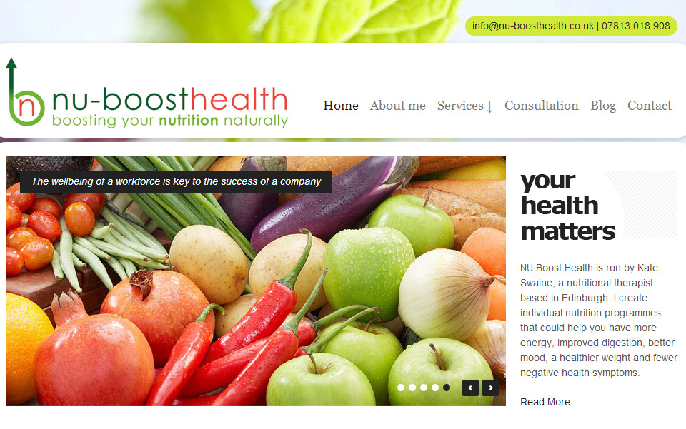NU Boost Health