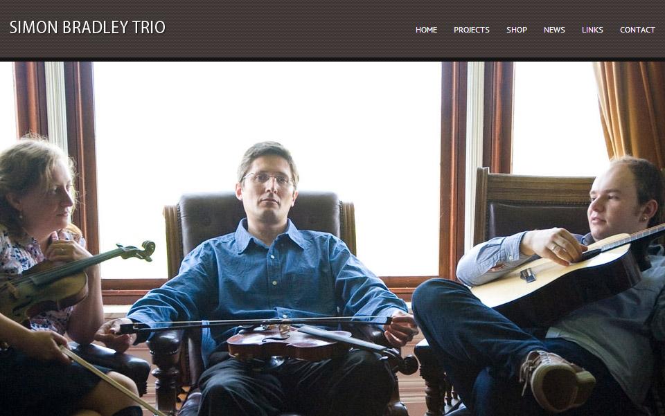 Simon Bradley Trio