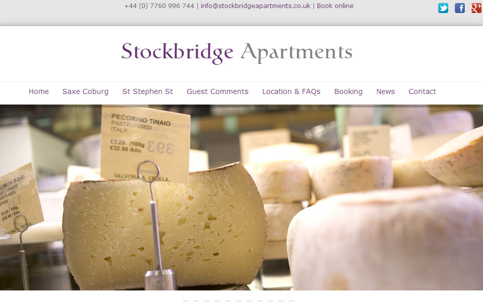Stockbridge Apartments