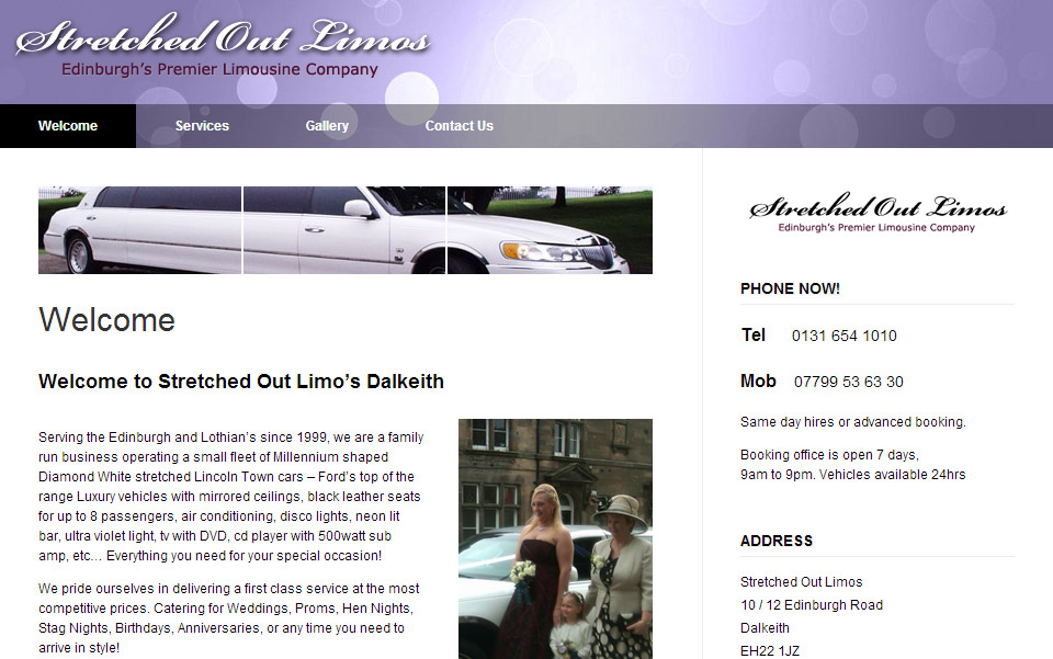 Stretched Out Limos