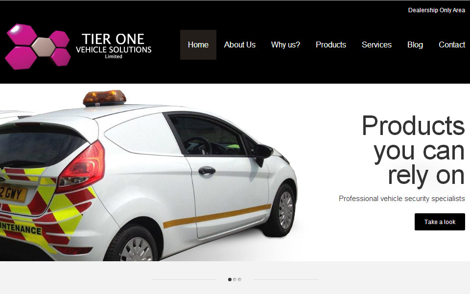 Tier One Vehicle Solutions