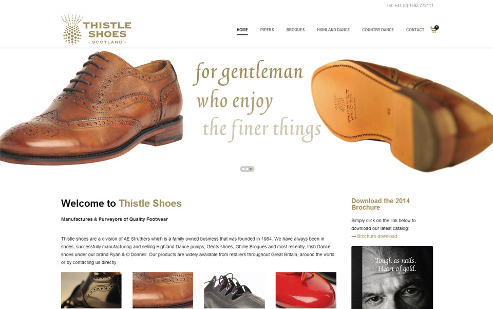 Thistle Shoes