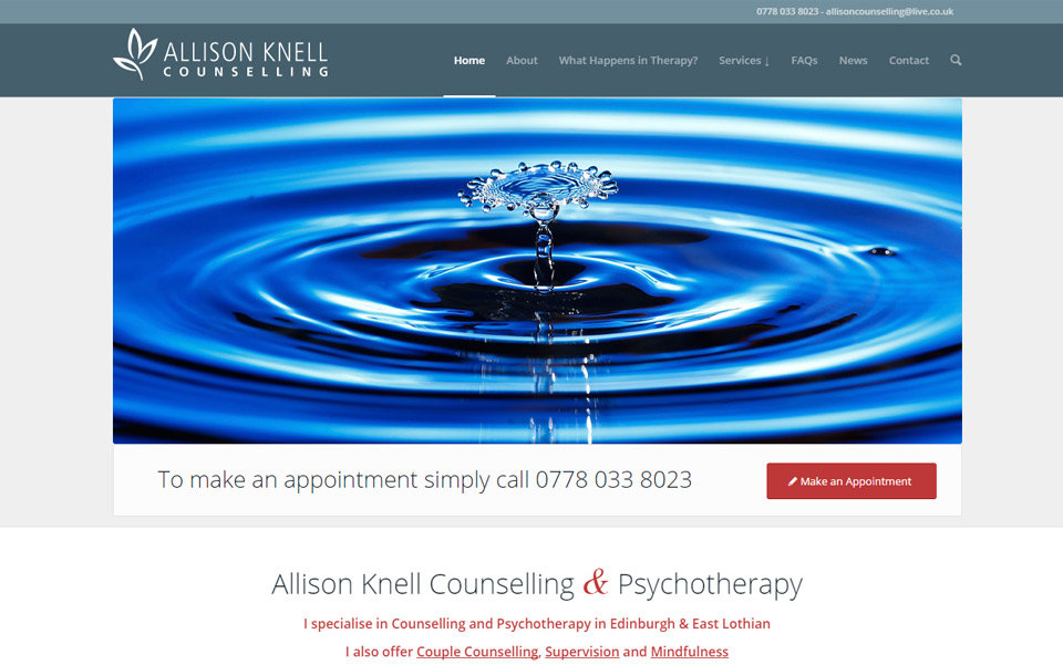 Allison Knell Counselling