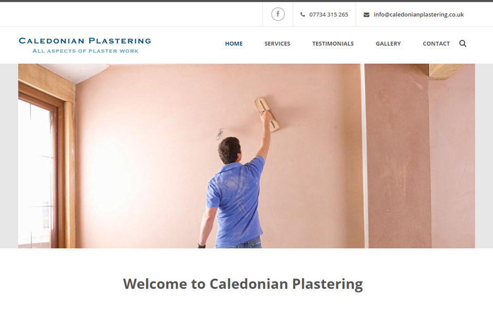 Caledonian Plastering