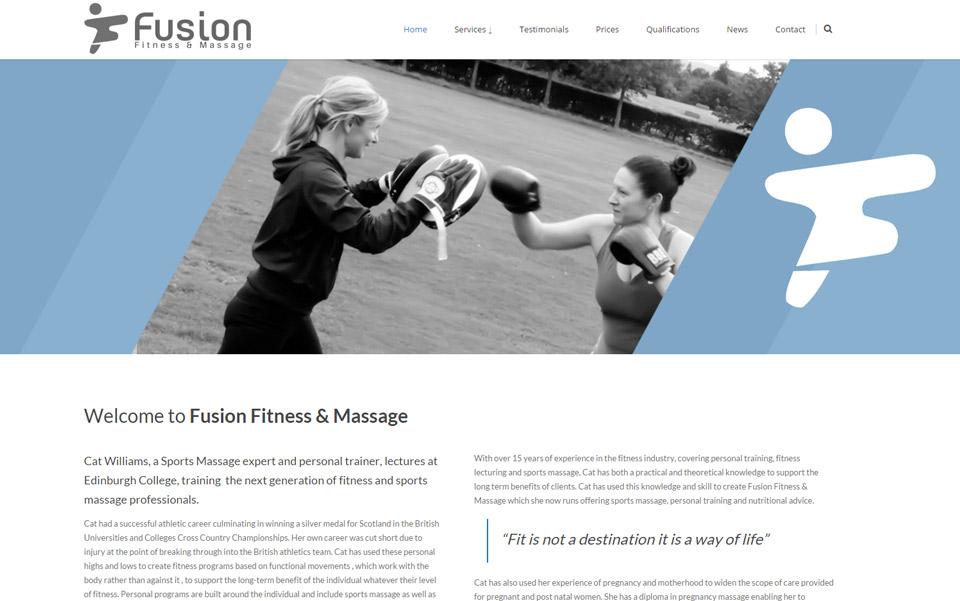 Fusion Fitness & Massage