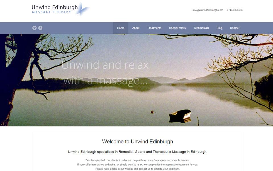 Unwind Edinburgh