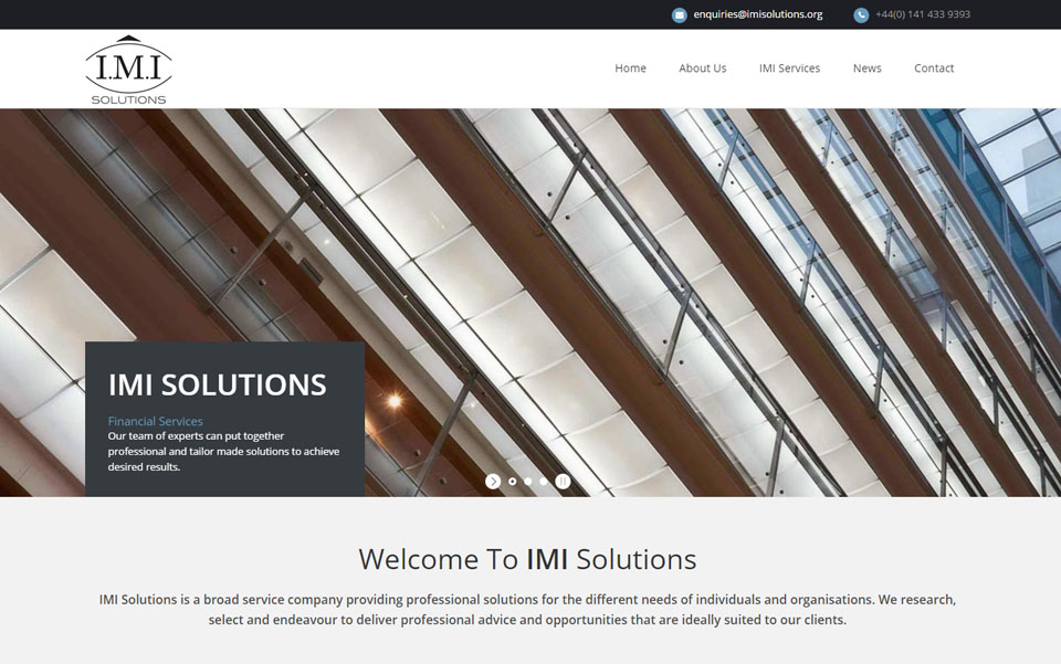 IMI Solutions
