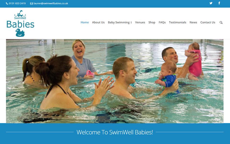 Swimwell Babies