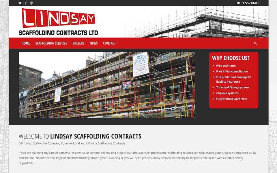 Lyndsay Scaffolding Contracts Ltd