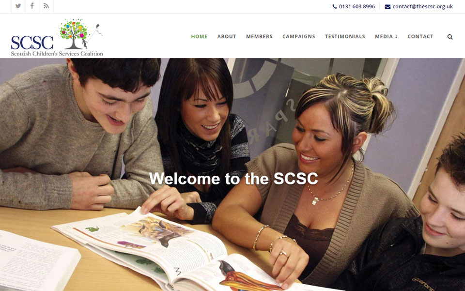 The Scottish Children's Services Society