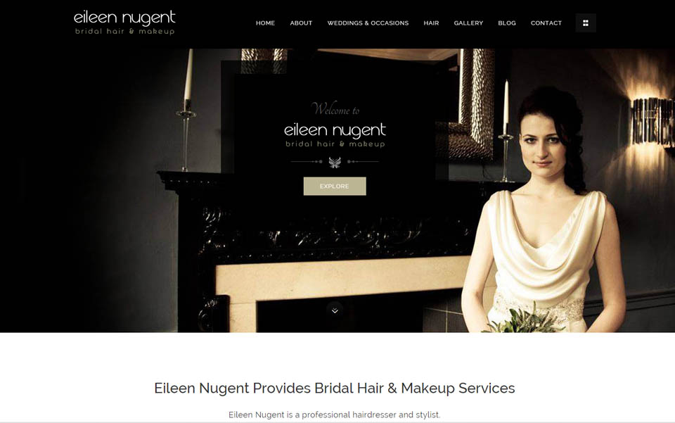 Eileen Nugent Bridal Hair and Makeup