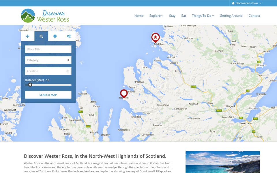 Discover Wester Ross