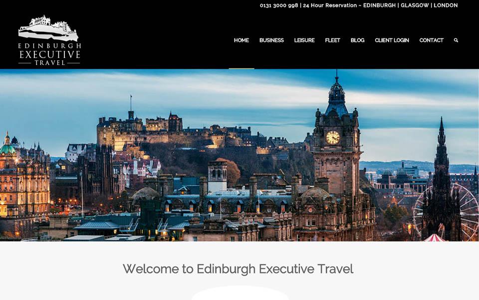 Edinburgh Executive Travel