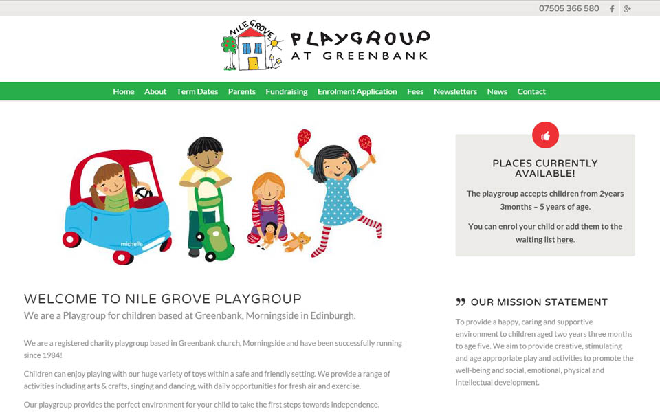 Nile Grove Playgroup