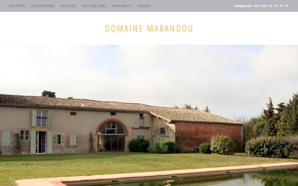 Domain Marandou