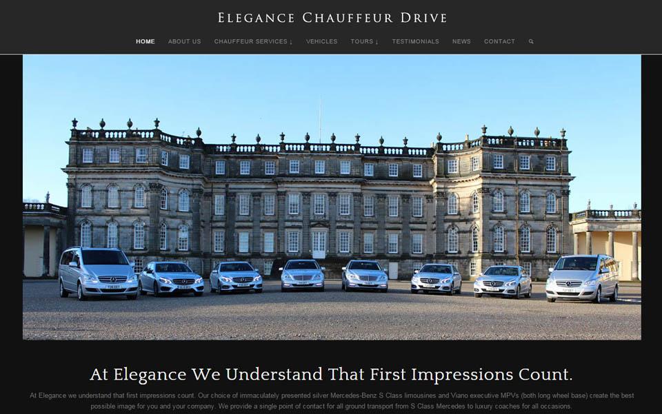 Elegance Chauffeur Drive