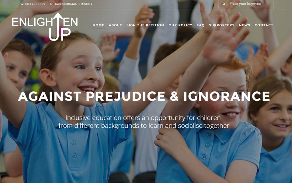 Enlighten Up Campaign
