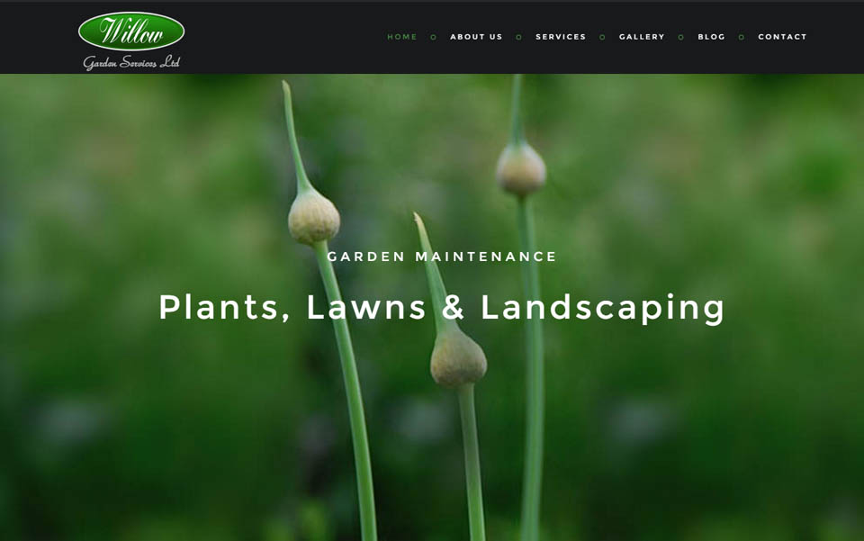 Willow Garden Services