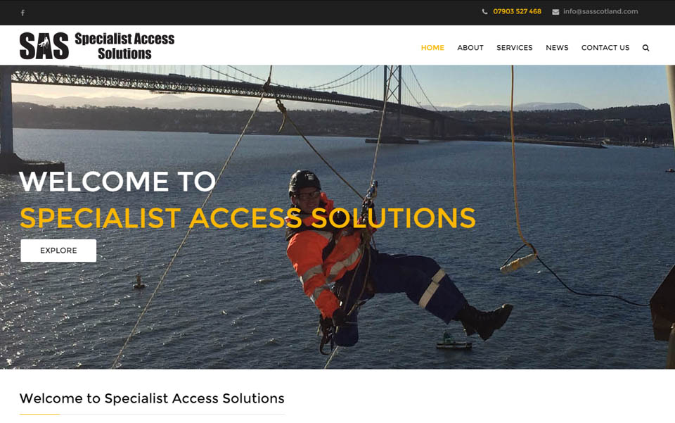 Specialist Access Solutions