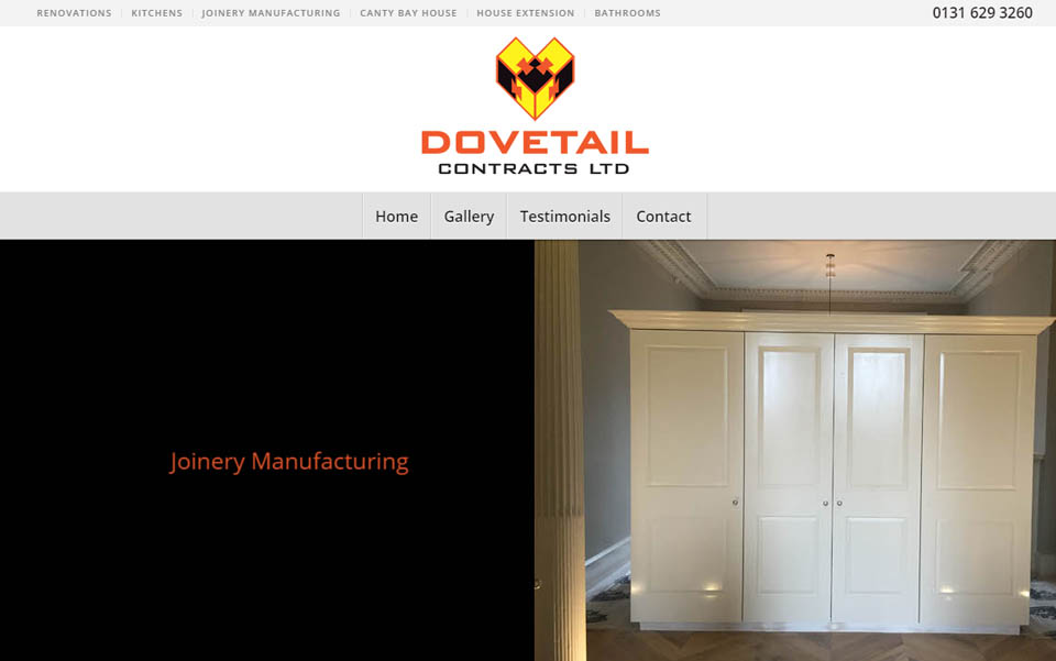 Dovetail Contracts Ltd