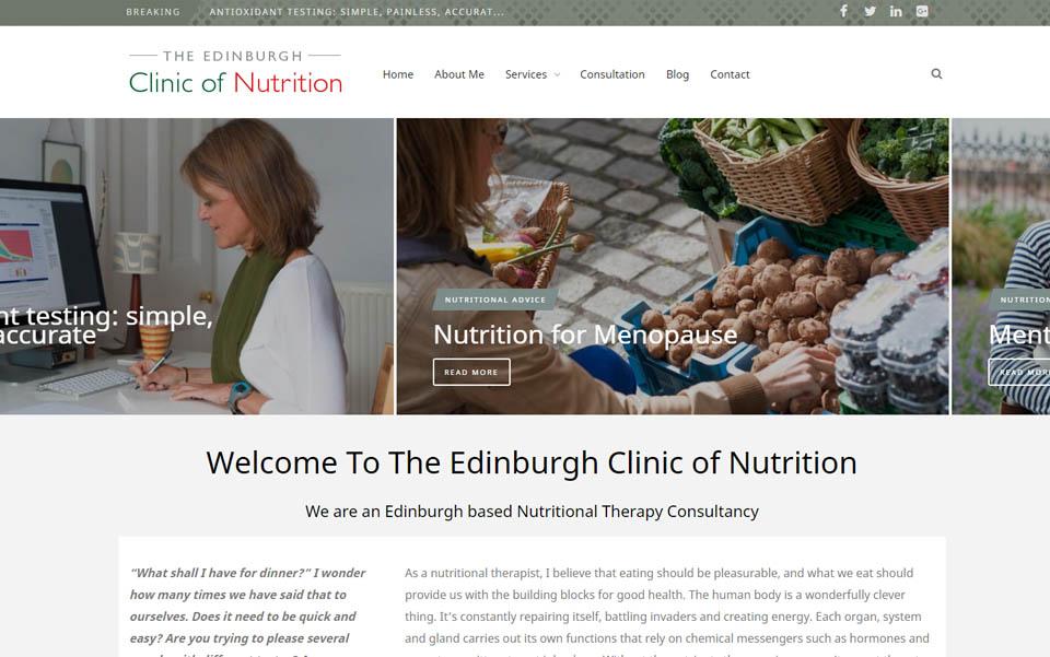 The Edinburgh Clinic of Nutrition